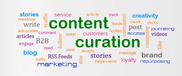 Контент маркетинг и курирование контента