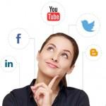 Шеринг – каналы социальных сетей, фиды, встроенные виджеты